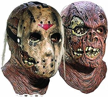 Jason Voorhees Deluxe Overhead Mask