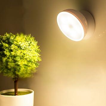 Bombillas , 0.5W 360 grados de rotación del sensor de movimiento humano LED lámpara de