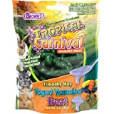 F.M. Brown Tropical Carnival Timothy Hay Yogurt Yummies Treats