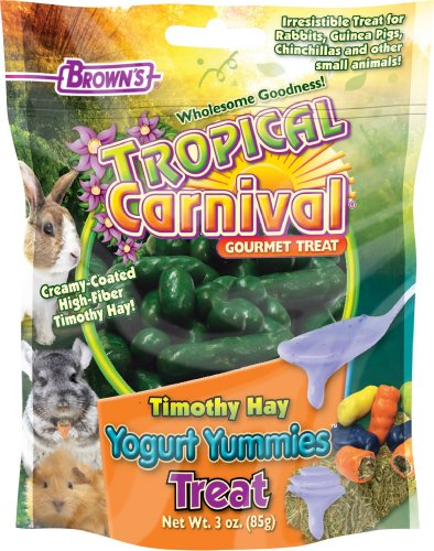 F M Browns Tropical Carnival Timothy Yummies product image