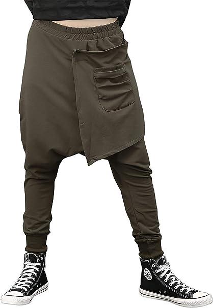 Laisla fashion Pantalones De Chándal De Ocio para Hombres ...