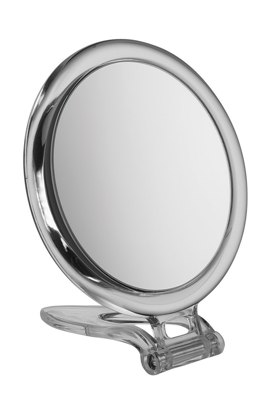 mirror. Circle Perspex Travel Mirror X 10 Magnification - 15cm Diameter Perfect For Travelling: Amazon.co.uk: Kitchen \u0026 Home H