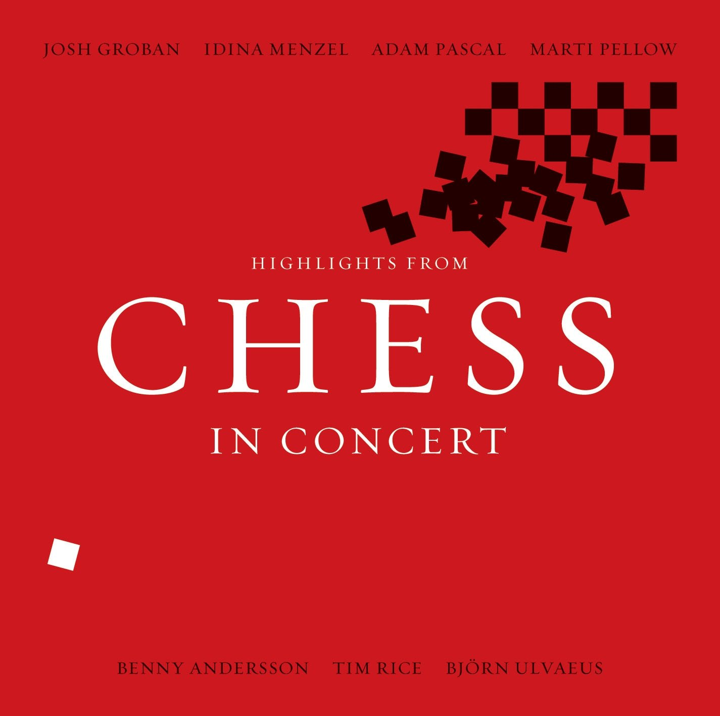 Highlights From Chess in Concert