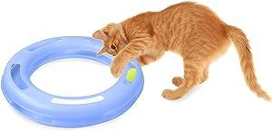 FAT CAT Crazy Circle Interactive Cat Toy
