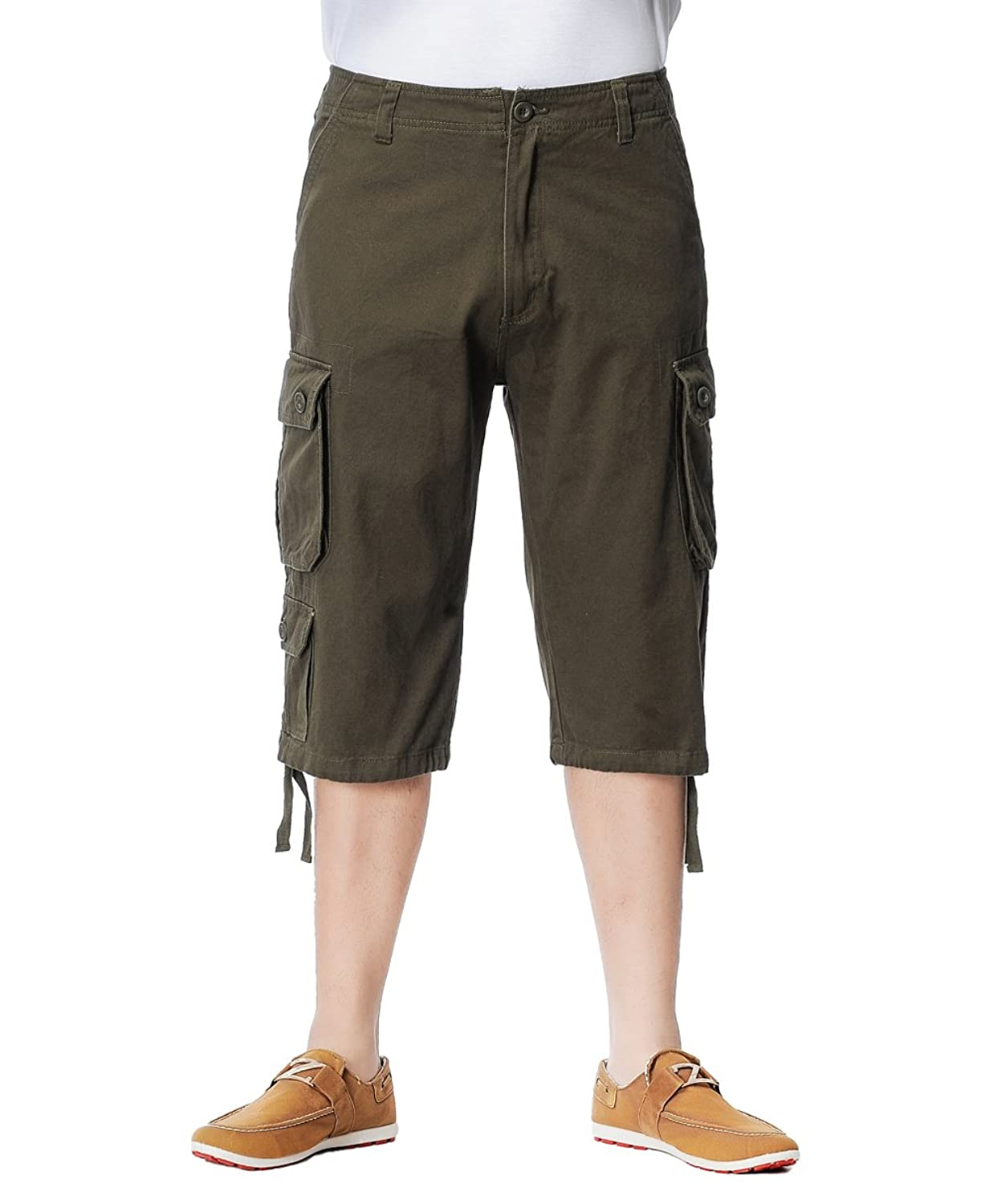 ce41d1bd83 COMFORTABLE, RELAXED FIT: These are the cargo shorts you'll reach for time  after time ...