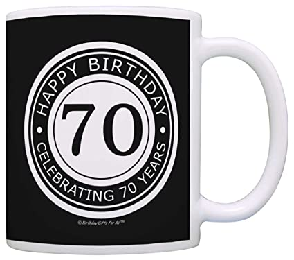 Image Unavailable Not Available For Color 70th Birthday Gifts