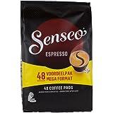 Senseo Douwe Egberts Espresso - 144 Pads, 3X(48) Pack