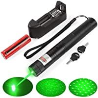 WORD GX Full Set of high-Power 2000m Green Light Pointer Demonstration Projector Pen > pet Toys (cat/Dog)> Used in Education/Medicine/Real Estate/Camping/Outdoor Entertainment LED Lighting/Field Explo