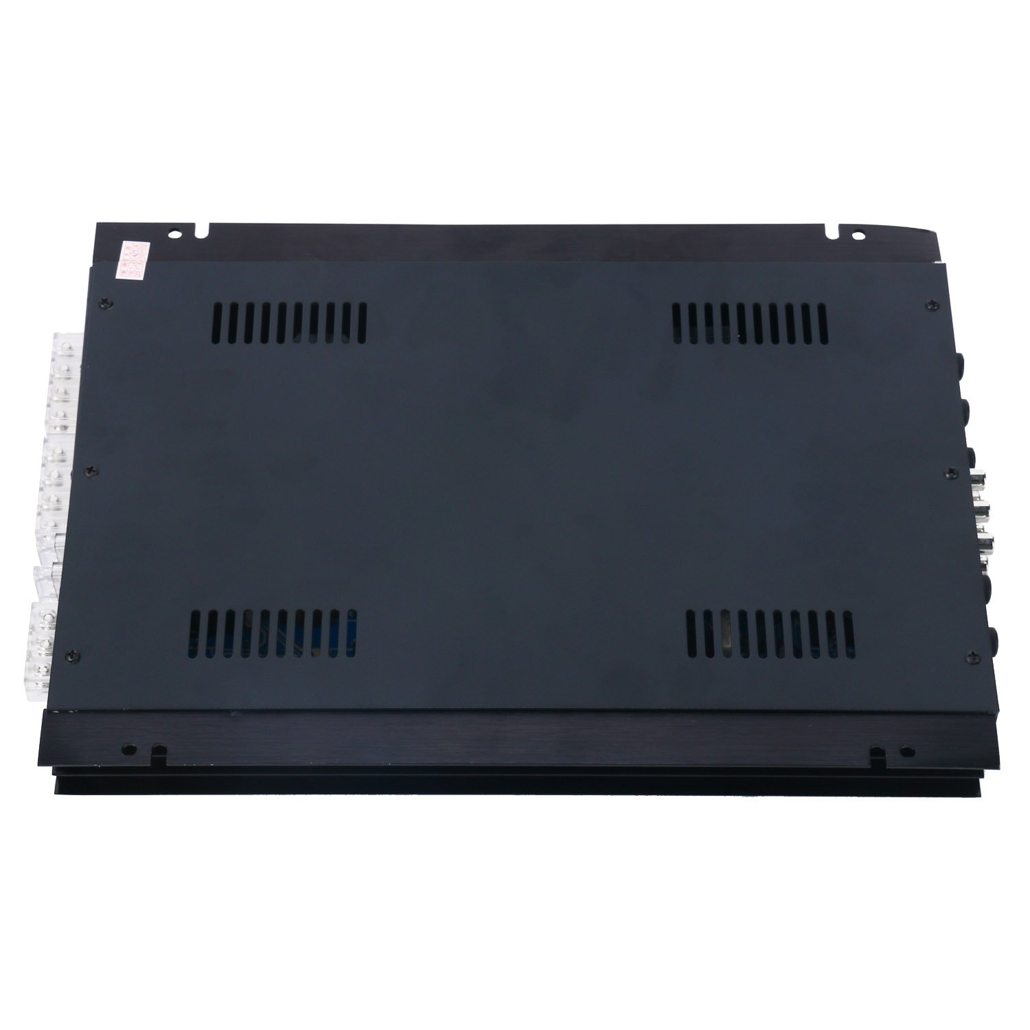 C-266 Car 4 Channel Power Amplifier Stereo Audio Super Bass Sub Woofer Amp 12V