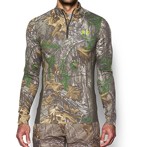 Under Armour Men's ColdGear Infrared Armour Scent Control 1/