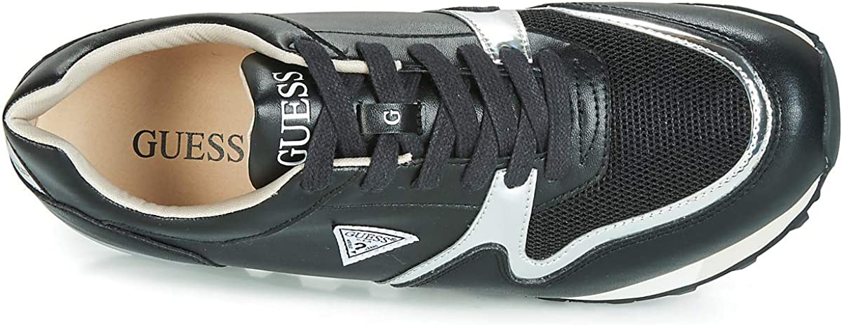Guess - Baskets ref_45265 Black Noir