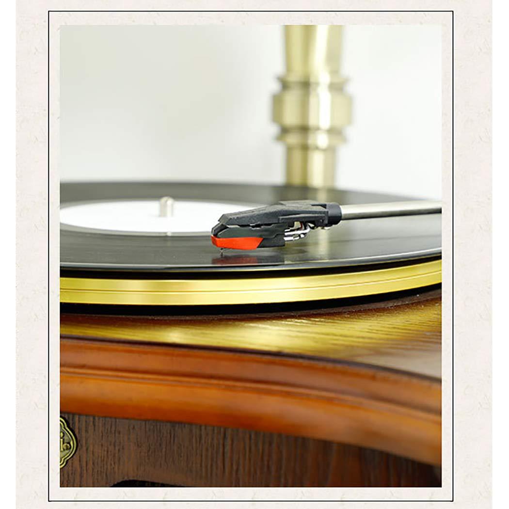 RAPLANC Reproductor de Discos de Vinilo para el hogar Retro ...