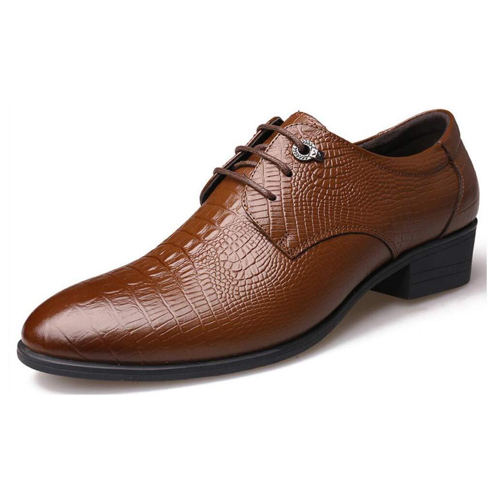 1374e2312ae2 Amazon.com: YaXuan Men's Shoes Leather Spring/Fall Comfort/Fashion ...
