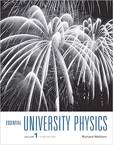 Amazon Com Essential University Physics Volume 1 3rd Edition