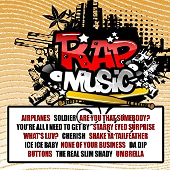The Real Slim Shady by Black Rap Power on Amazon Music