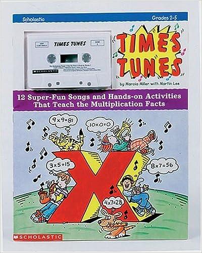 Book Time Tunes (Grades 2-5)