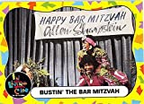 Bustin The Bar Mitzvah trading Card (In Living Color, Allen Sharpstein not Al Sharpton) 1992 Fox #58