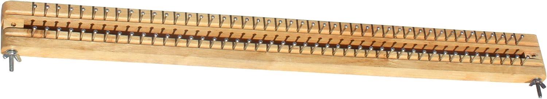 Full Funk RaanPahMuang Handmade Clean Finish Square Wooden Block Knitting Loom 23 inch