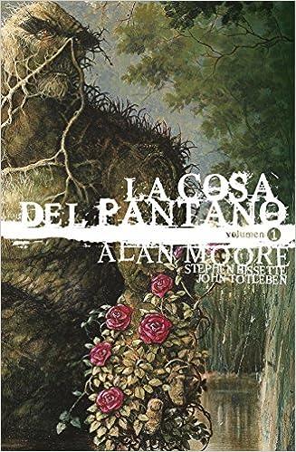 Descargar Por Utorrent 2015 La Cosa Del Pantano De Alan Moore: Edición Deluxe Vol. 01 PDF Gratis