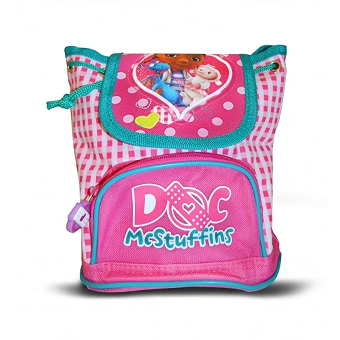 642b5a98bc1 Image Unavailable. Image not available for. Color  Disney Doc McStuffins   Classic  Backpack