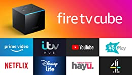 Amazon have gone from a stick to the cube in their NEW TV Box
