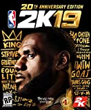 Video Games : NBA 2K19 20th Anniversary Edition [Online Game Code]