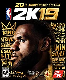 Amazon.com: NBA 2K19 20th Anniversary Edition [Online Game
