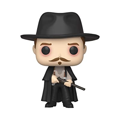 Funko Pop! Movies: Tombstone - Doc Holiday (45373),Multicolor: Toys & Games