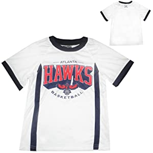 tout petit NBA Atlanta Hawks confortable Fit Short Sleeve T-Shirt / Tee