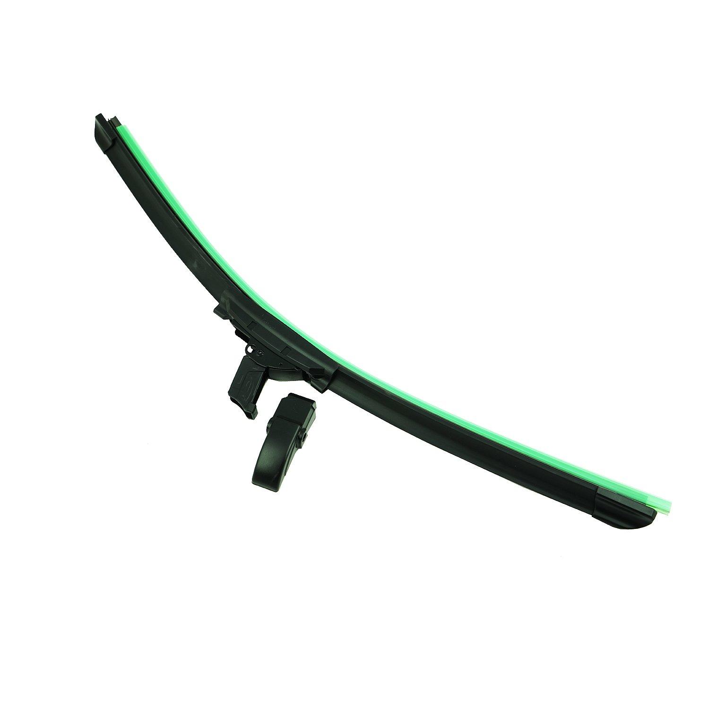 DaDi Escobillas Limpiaparabrisas Adecuado para Diferentes Tipos de Coche con 10 Diferente Adaptadores 500mm (20): Amazon.es: Coche y moto