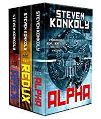 The Black Flagged Boxset: Books 1-3 by Steven Konkoly ebook deal