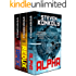 The Black Flagged Thriller Series Boxset: Books 1-3 (The Black Flagged Series Book 0)