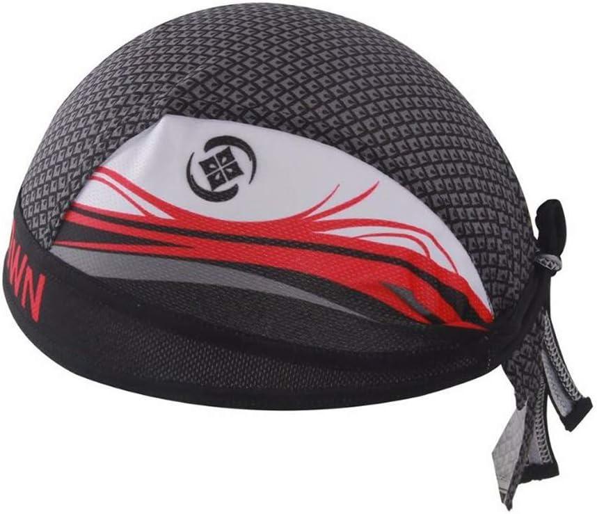 JameStyle26 Bandana cap Traspirante Foulard Biker Panno Protezione UV Bicicletta Unisex Ciclismo Sport