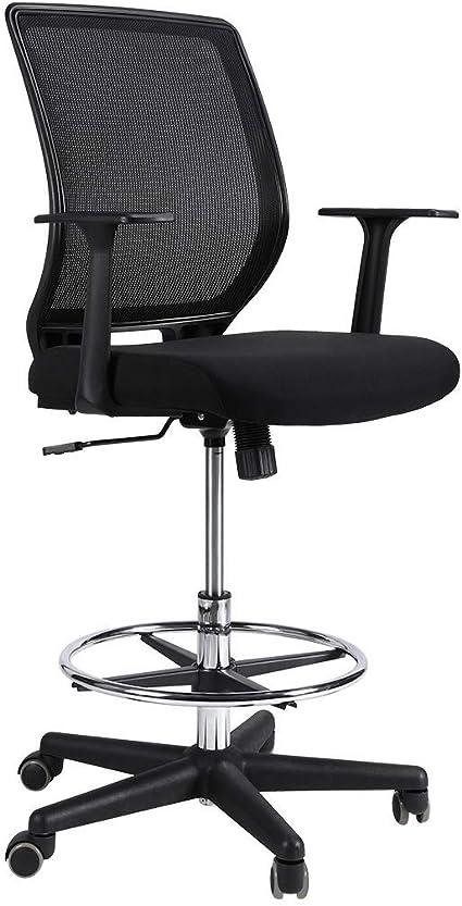 Chaise de bureau ergonomique à roulettes (vendeur tiers