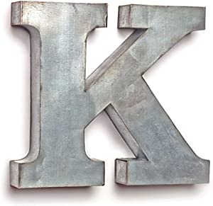 The Country House Collection Tin Letters (K)