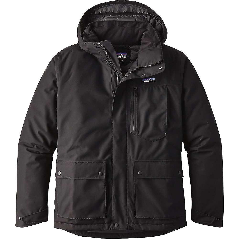 パタゴニア アウター ジャケットブルゾン Patagonia Men's Topley Jacket Black 1rf [並行輸入品] B0779SBK6M