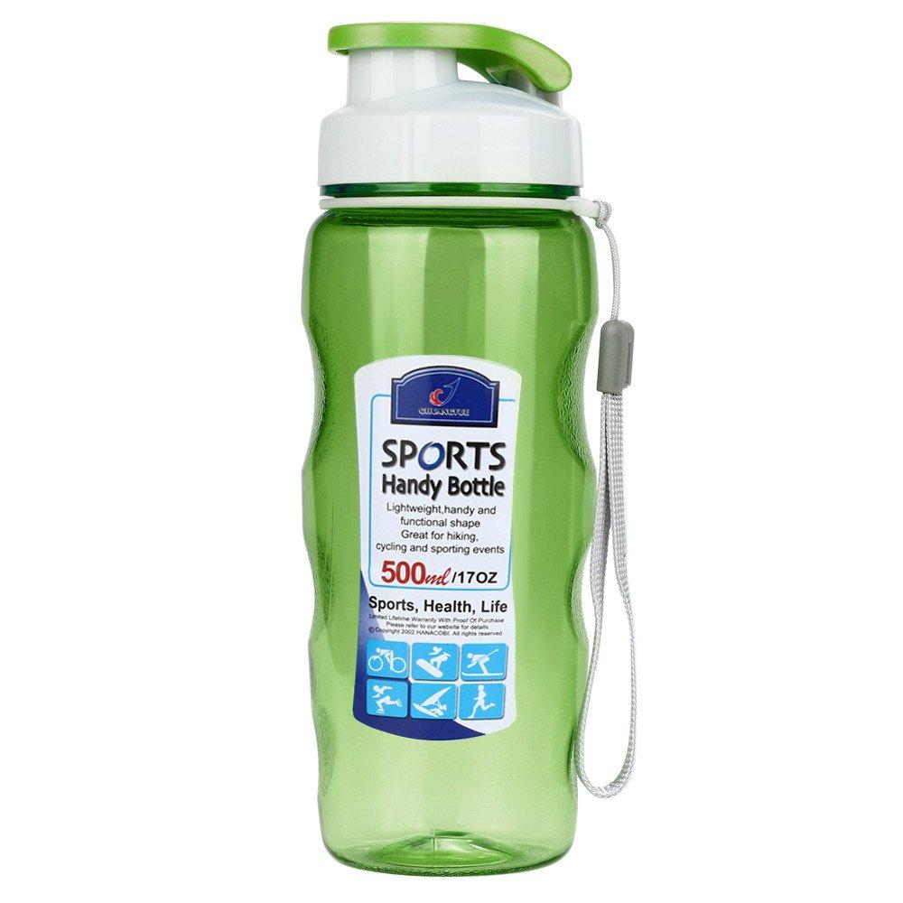 Portable Travel Sport Tea Water Seal Bottle 500ml Travel Bottle