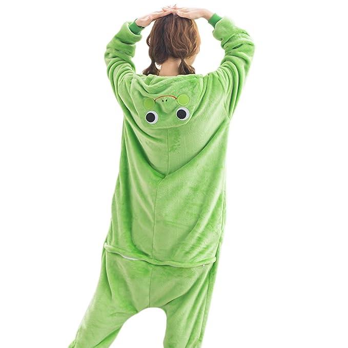 Anyu - Pijama de una Pieza - para Mujer FroschA Large