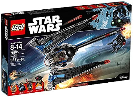Amazon Com Lego Star Wars Tracker I 75185 Building Kit Toys Games