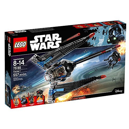 Entertainment Earth Lego Star Wars 75185 Tracker I