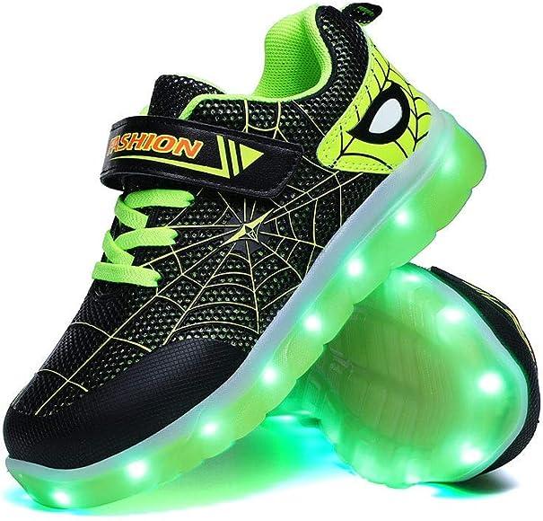 Kids LED Light Up Shoes Sport Sneaker