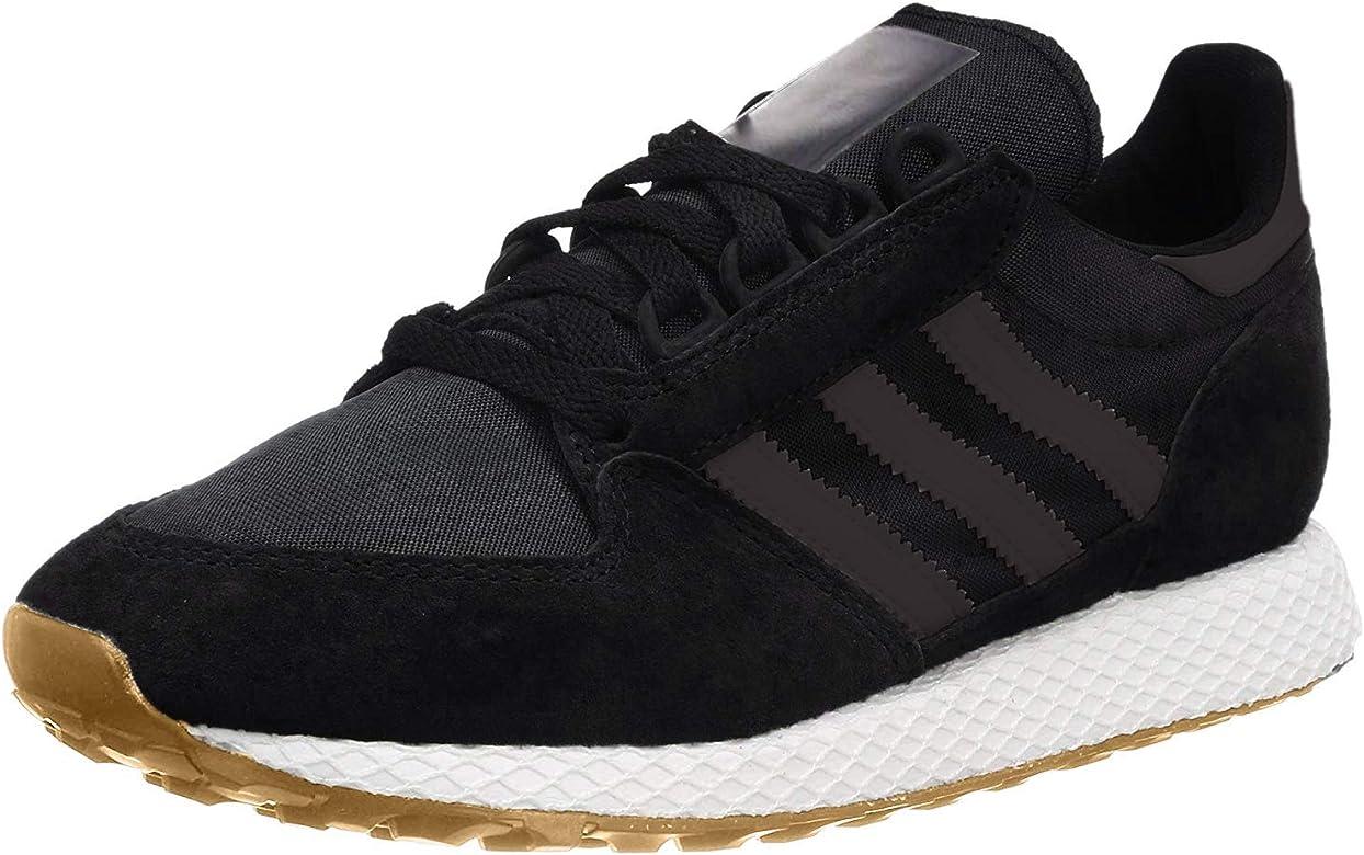 Adidas Forest Grove, Zapatillas de Gimnasia para Hombre