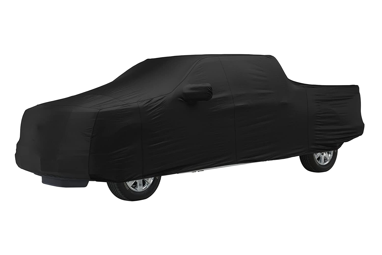 Covercraft Custom Fit Car Cover for Select Chevrolet//GMC Models FS18025F5 Fleeced Satin Black