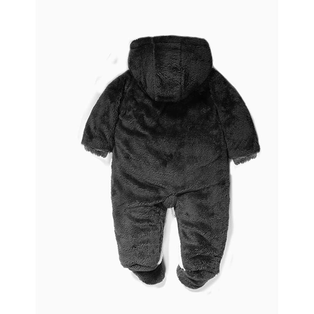 JIANLANPTT Infant Toddler Animal Style Winter Romper Outfits Baby Warm Clothes