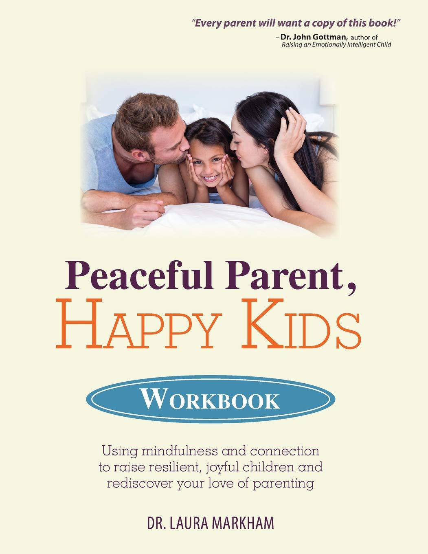 Peaceful Parent Happy Kids Workbook product image