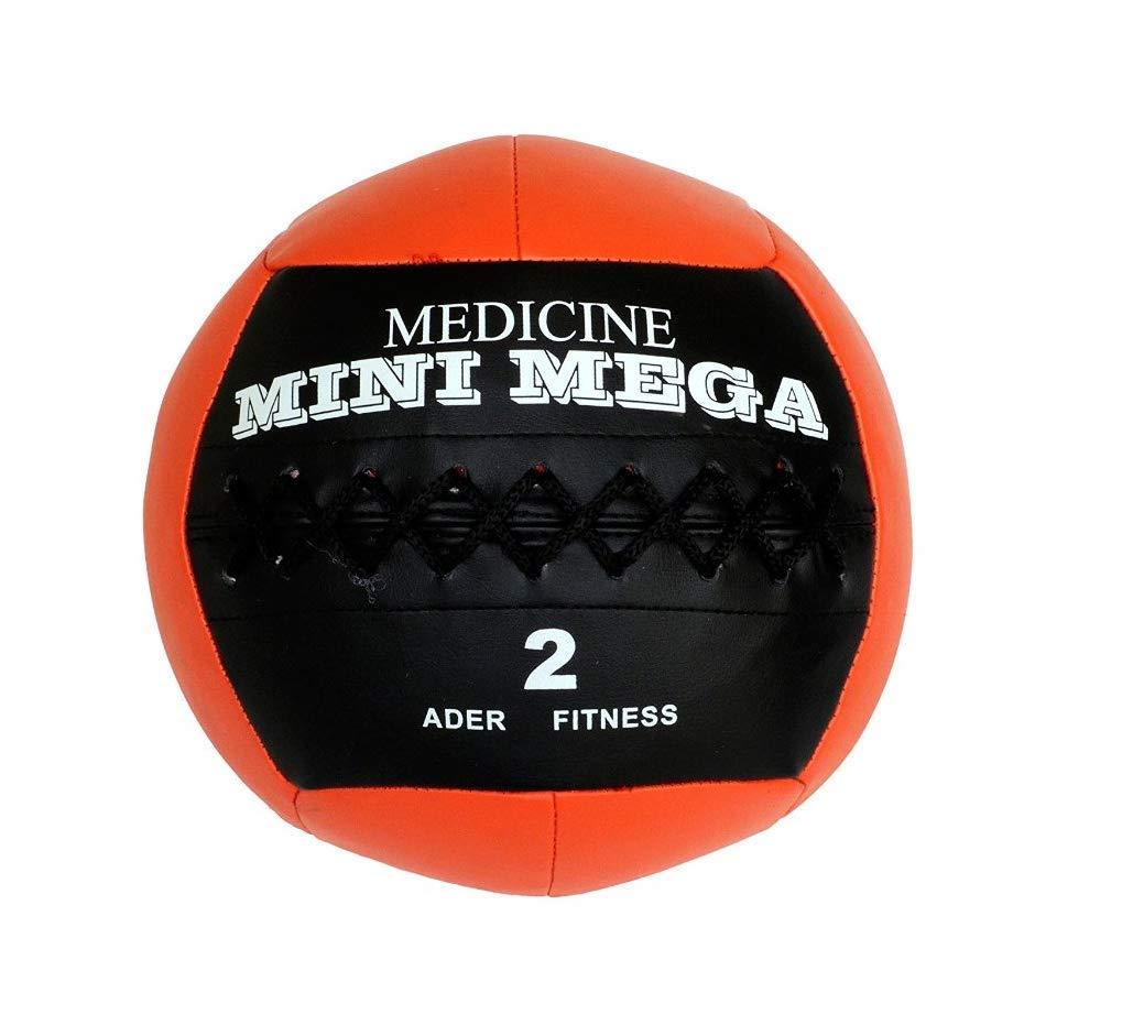 Ader 2lb-30lb Soft Mega Medicine Balls (2lb)