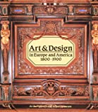 Art & design in Europe and America, 1800-1900, Cyril I. Nelson, 0525483527