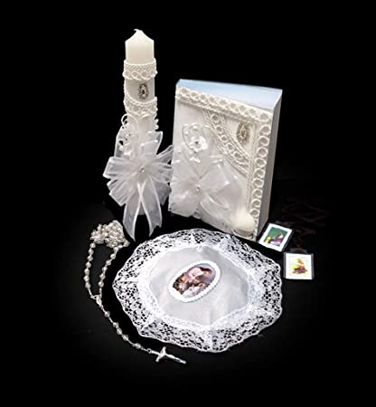 Amazon.com : Beautiful Girls First Holy Communion Complete ...