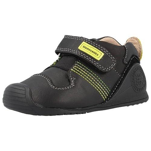 Biomecanics Botas Para Niño, Color Negro, Marca, Modelo Botas Para Niño 151155 Negro: Amazon.es: Zapatos y complementos