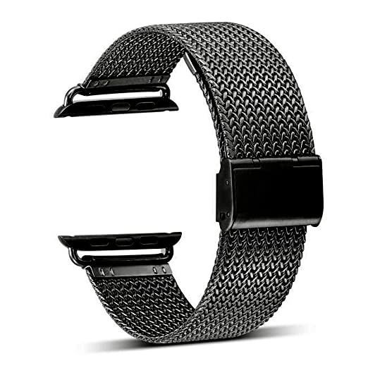 Amazon com: Sinma for Apple Watch Series 3/2/1Stainless
